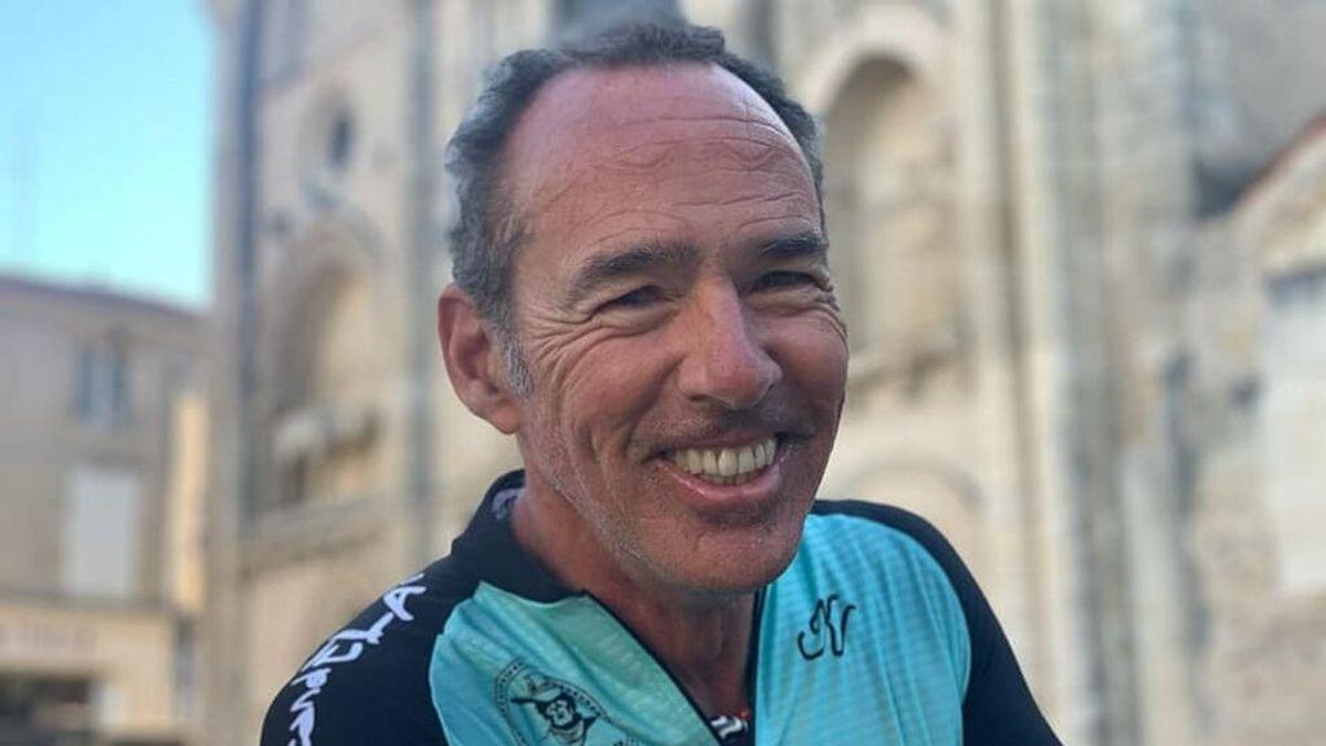 """Jaime Lafita pedalea 900 kilómetros en su lucha contra la ELA: """"Estamos sufriendo y disfrutando, un reflejo de la vida misma"""""""