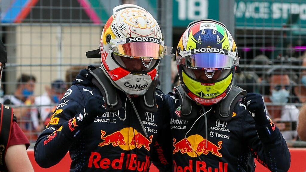 Marx Verstappen se ayuda de la estrategia para batir a Hamilton en la última vuelta: Red Bull gana en el Gran Premio de Francia
