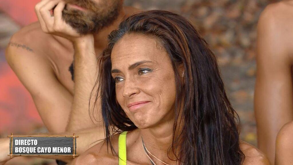 Lo que Olga Moreno dijo de Lara y la concursante no sabe