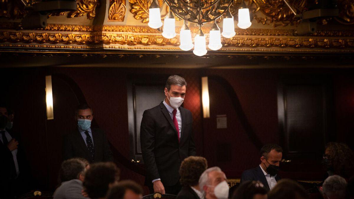 La cuidada estrategia de Sánchez para romper la oposición a los indultos