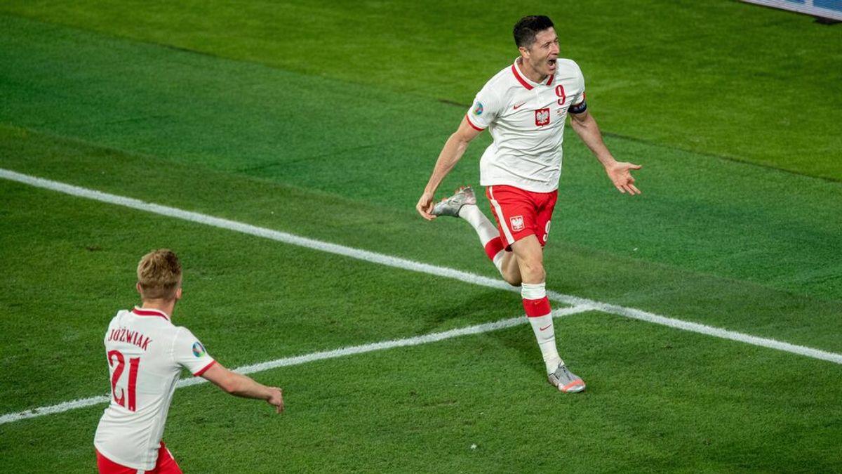 Suecia - Polonia: los rivales de España, el miércoles 23 de junio a las 18.00h en Be Mad y mitele.es