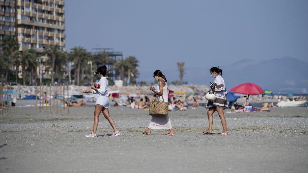 Las medidas vigentes en 2021 para las playas de España: ¿qué ha cambiado respecto a 2020?