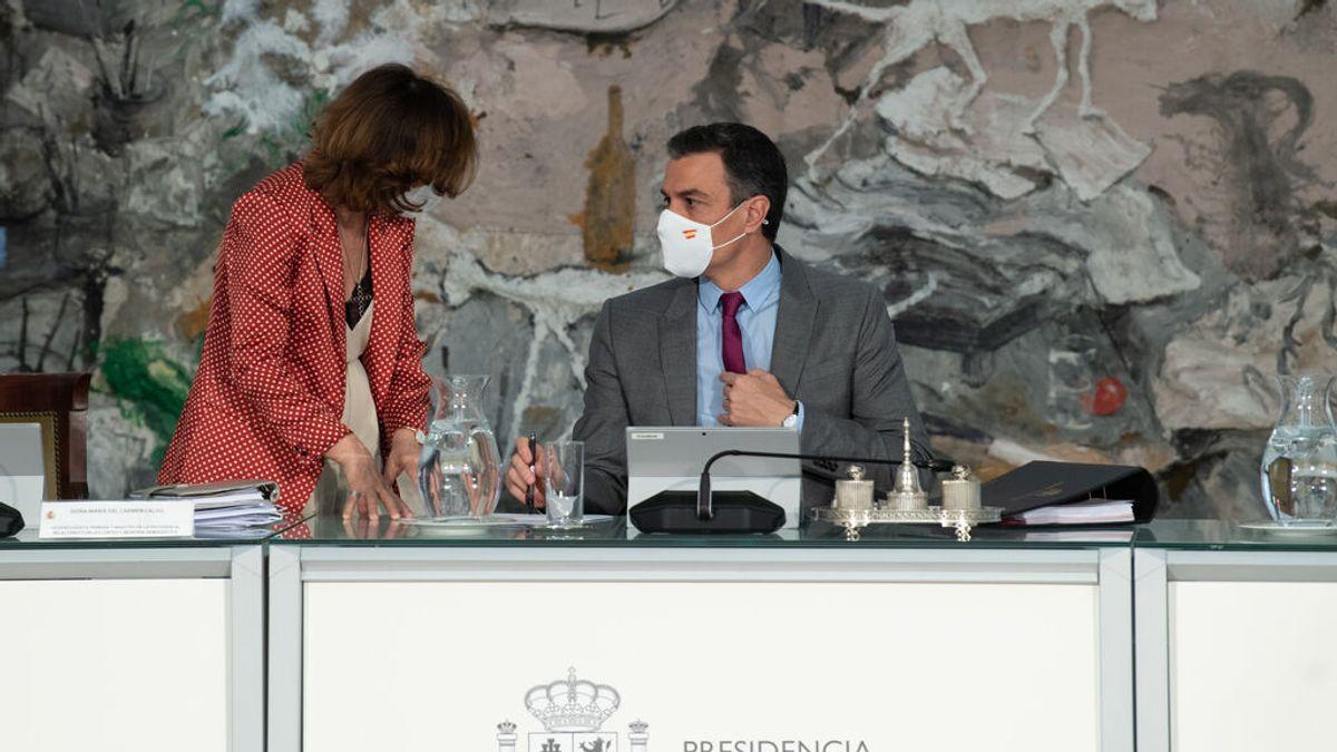 Los informes del Gobierno diferencian las posturas de ERC y Junts sobre la vía unilateral