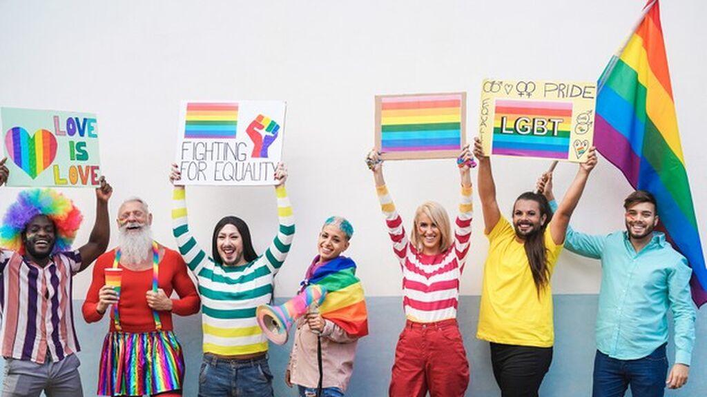 Madrid, Berlín o Sao Paulo: estas son las ciudades con los desfiles más importantes del Orgullo Gay.
