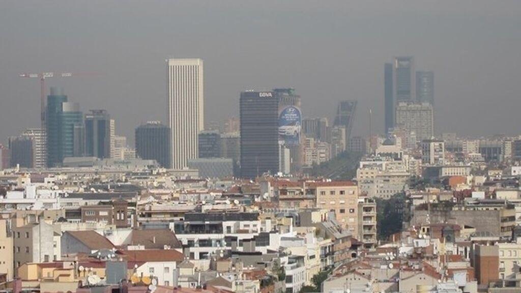 El 88% de los españoles respiró aire contaminado en 2020 pese a la caída de la contaminación por el covid