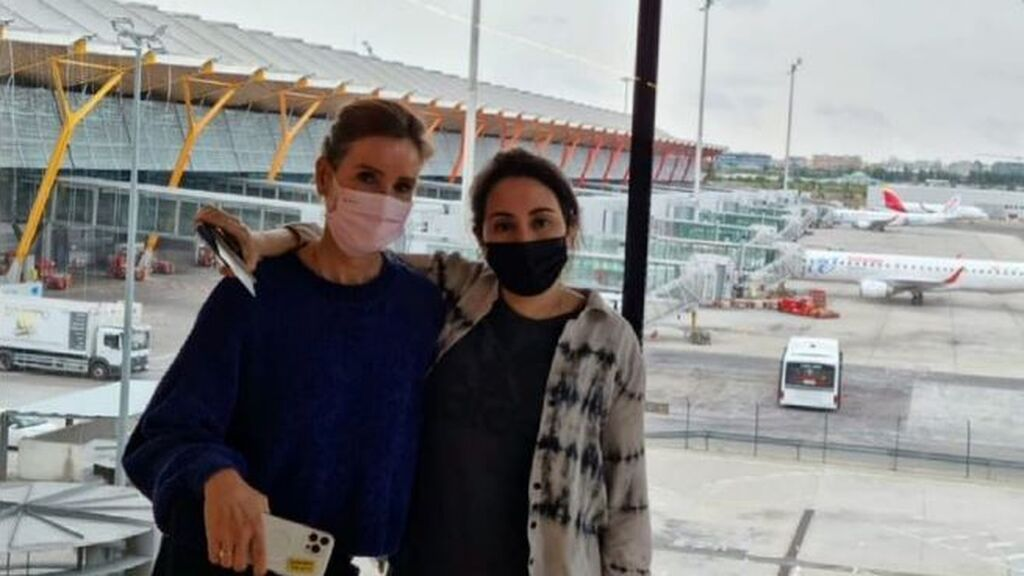 La princesa Latifa reaparece en Madrid