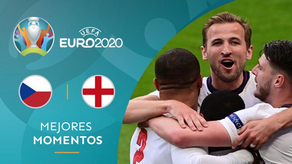 Inglaterra cumple ante República Checa y se cruzará en octavos con el 'grupo de la muerte' (0-1)