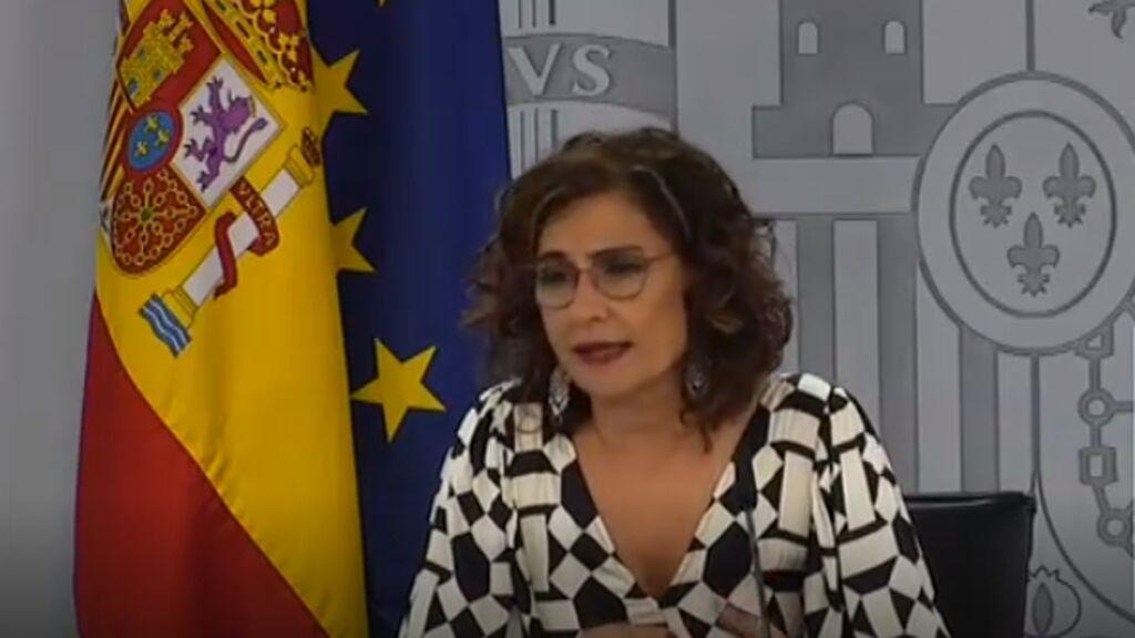 Montero defiende los indultos para cerrar heridas