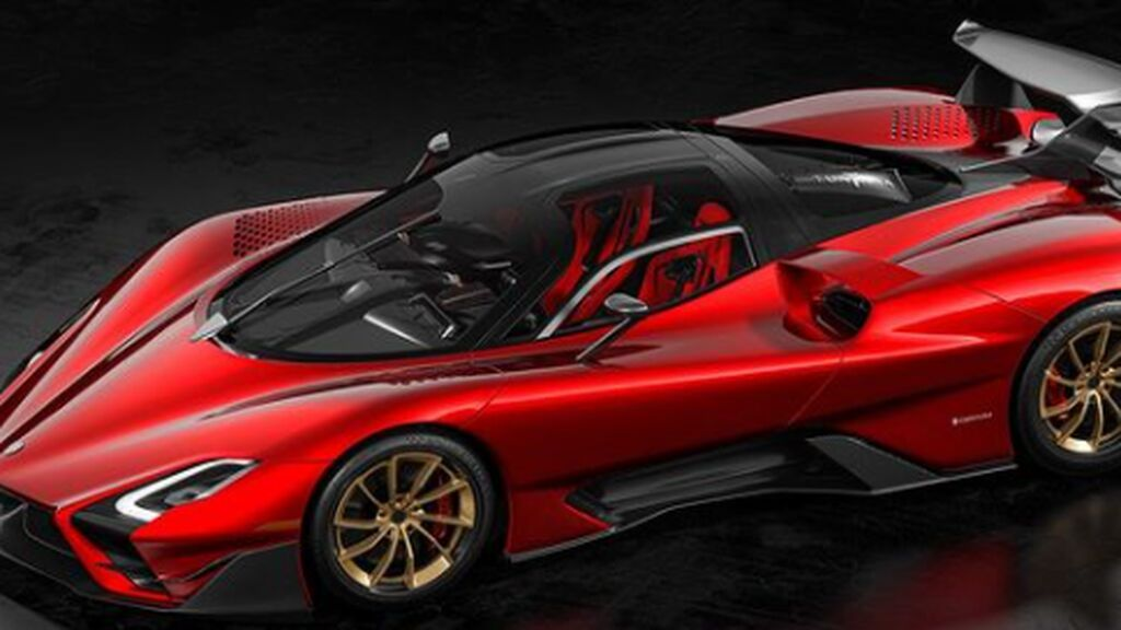 ¿Cuáles son los 10 coches más rápidos del mundo?