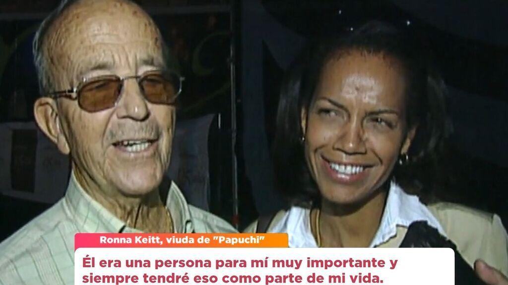 El Dr. Iglesias Puga y Ronna Keith