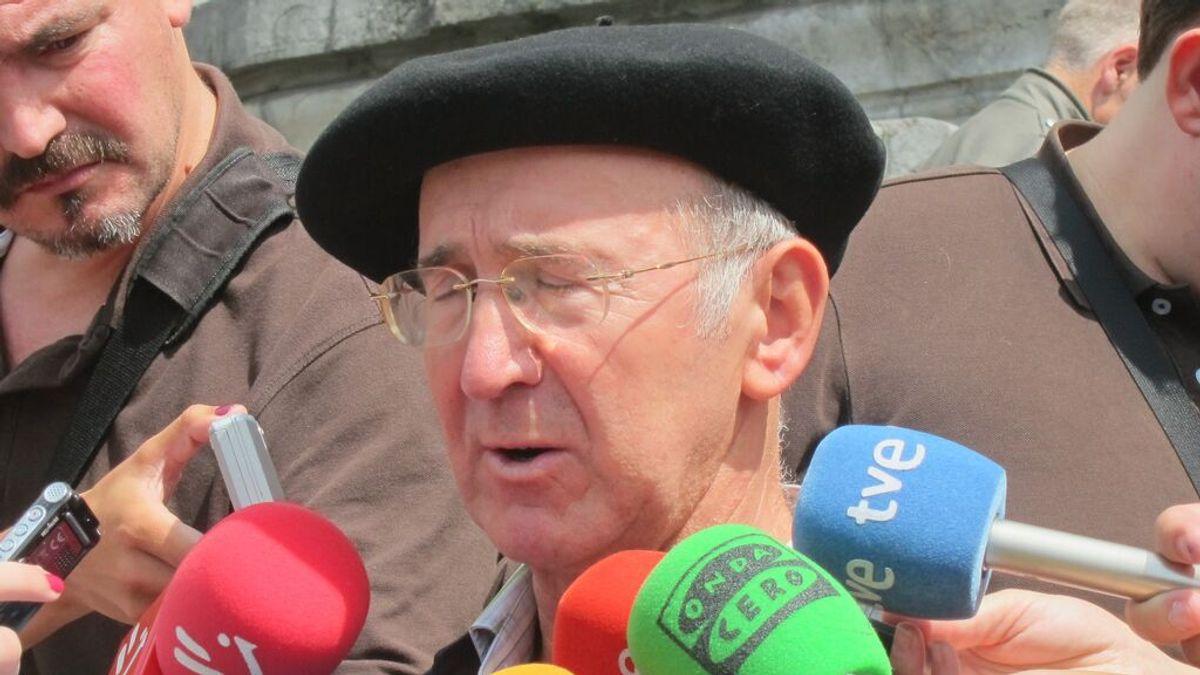 Estrasburgo condena a España a indemnizar a Tasio Erkizia por vulnerar su libertad de expresión