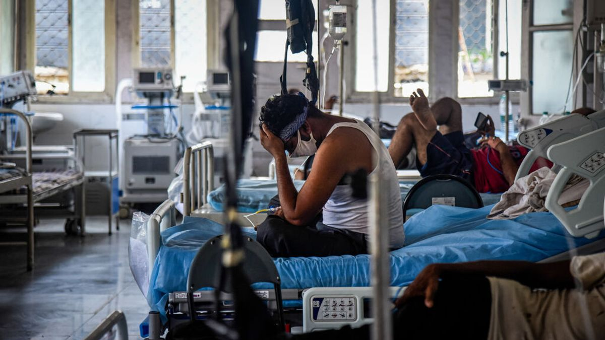 Delta plus, la nueva variante del coronavirus que India cree que es aún más contagiosa
