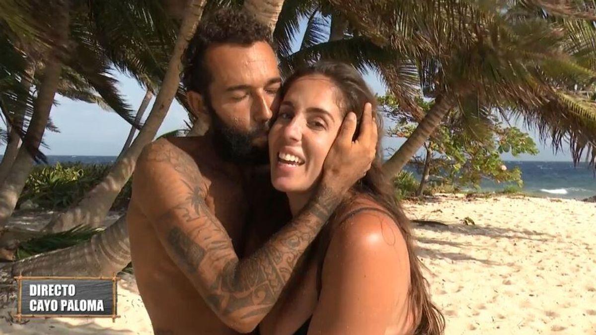 """El emocionante reencuentro entre Omar y Anabel: """"Espero que nos casemos pronto y tengamos una vida juntos"""""""