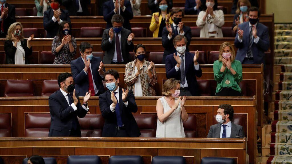Casado pide al presidente que dimita por los indultos a los presos independentistas