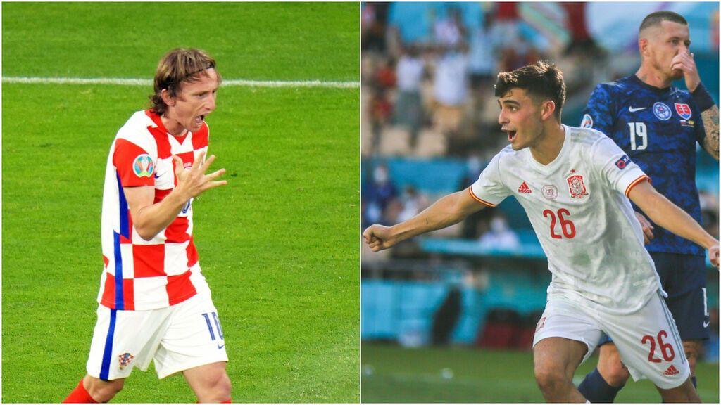 España se medirá en octavos a la Croacia de Luka Modric el lunes 28 de junio a las 18.00h