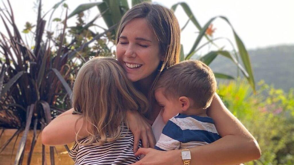 """Natalia Sánchez se separa por primera vez de sus dos hijos: """"Me ha dado pena, somos necesarias pero también prescindibles"""""""