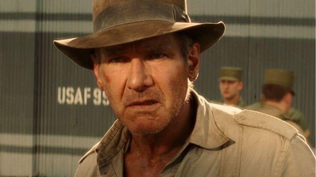 Harrison Ford se hiere en el rodaje de la quinta entrega de Indiana Jones