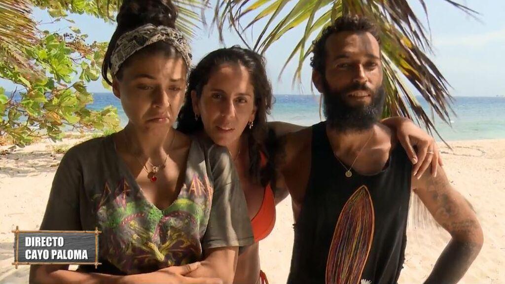 """Jorge llama la atención a Anabel por darle a Omar información del exterior: """"Has contado lo que te ha dado la gana"""""""
