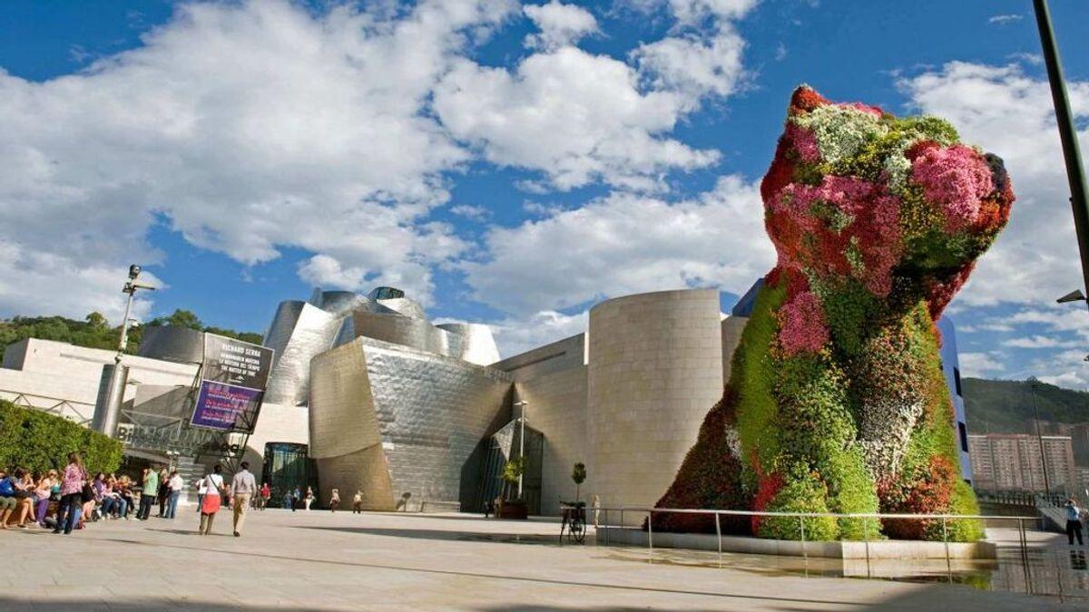 El Guggenheim busca mecenas para restaurar a Puppy