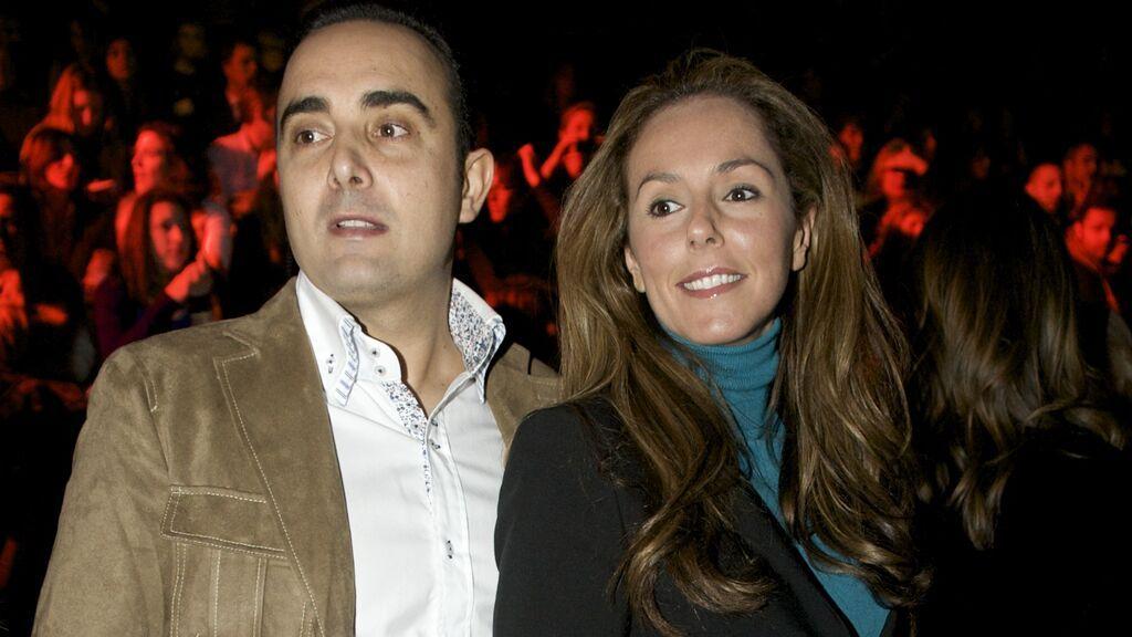 Rocío Carrasco y Fidel reaparecen en un concierto, emocionados con una canción dedicada