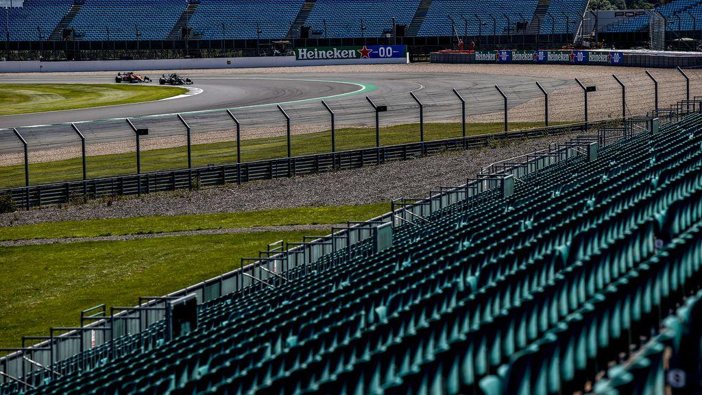 Fórmula 1.- Silverstone permitirá aforo completo para el Gran Premio de Gran Bretaña de F-1