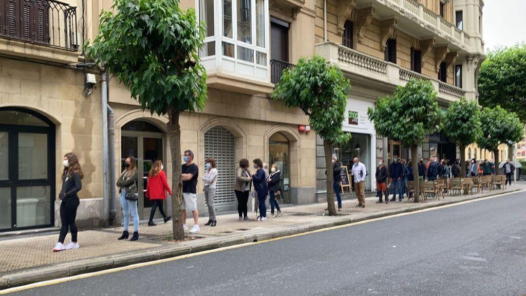 Medio centenar de positivos entre estudiantes guipuzcoanos tras su viaje de fin de curso a Mallorca
