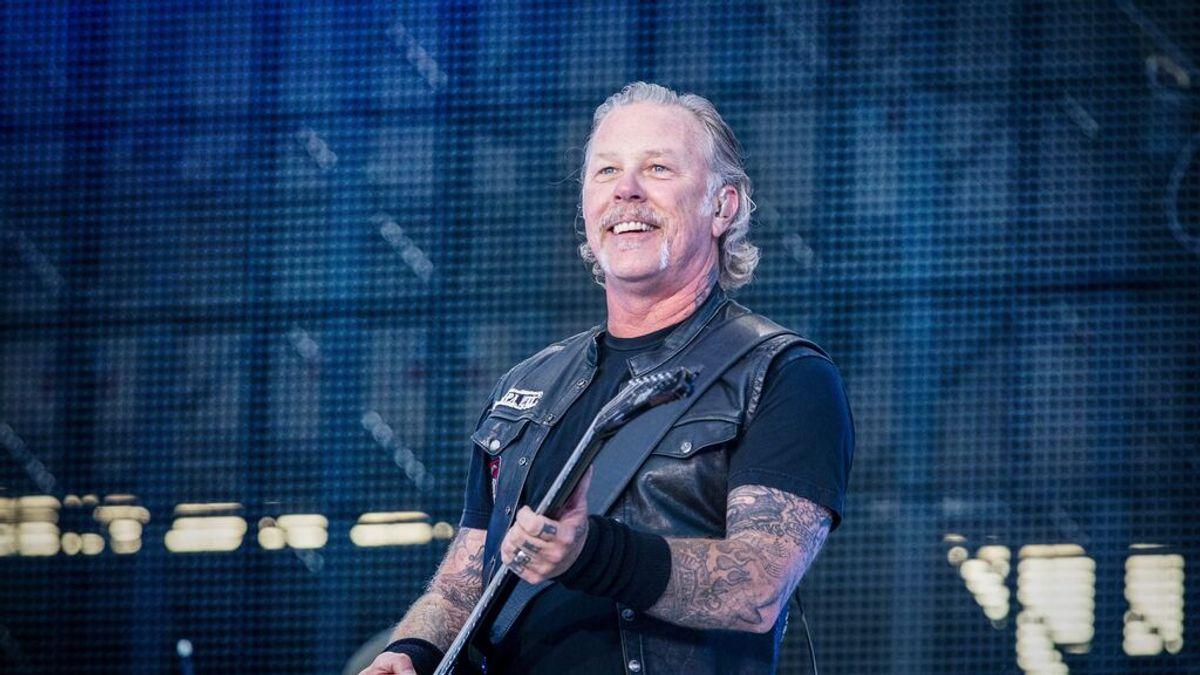 El grupo Metallica colabora con J Balvin, Juanes, Elton John o Miley Cyrus en su próximo disco