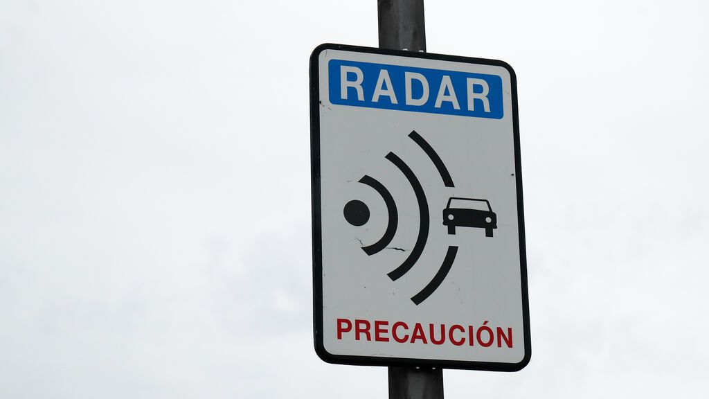 ¿En qué carreteras españolas están los radares que más multas ponen?