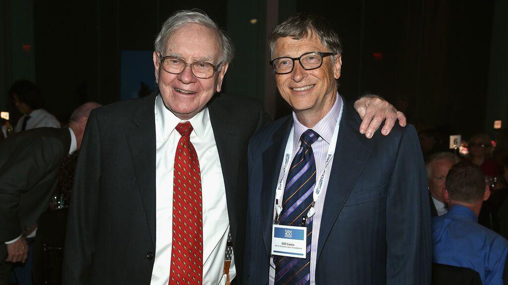 El multimillonario Warren Buffett abandona la Fundación Gates tras el divorcio de Bill y Melinda