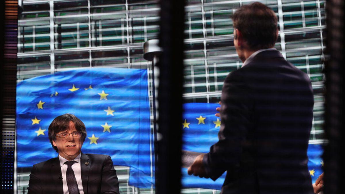 """Discrepancias jurídicas sobre si Puigdemont puede acogerse a un """"indulto anticipado"""""""
