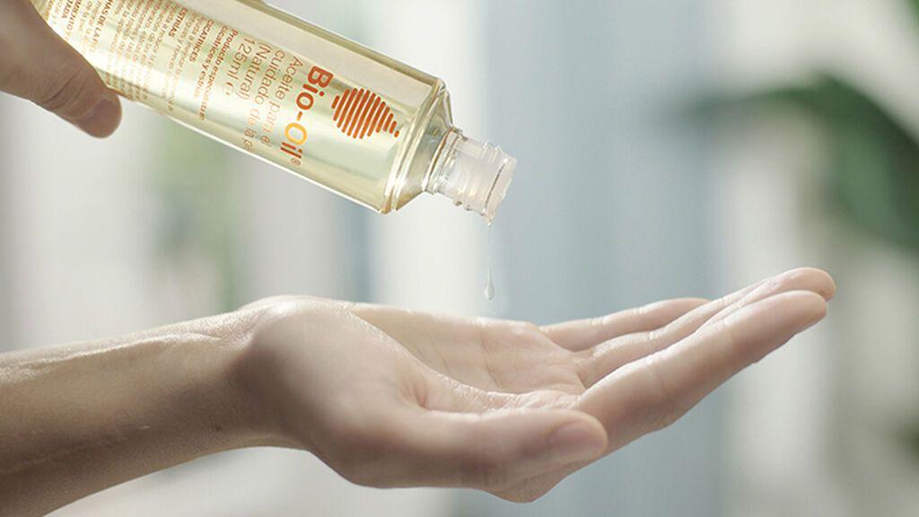 Para hidratarla podrás usar distintos tipos de aceites.