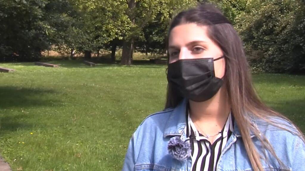 Noelia, víctima de violencia de género, pide protección porque su agresor sale de la cárcel
