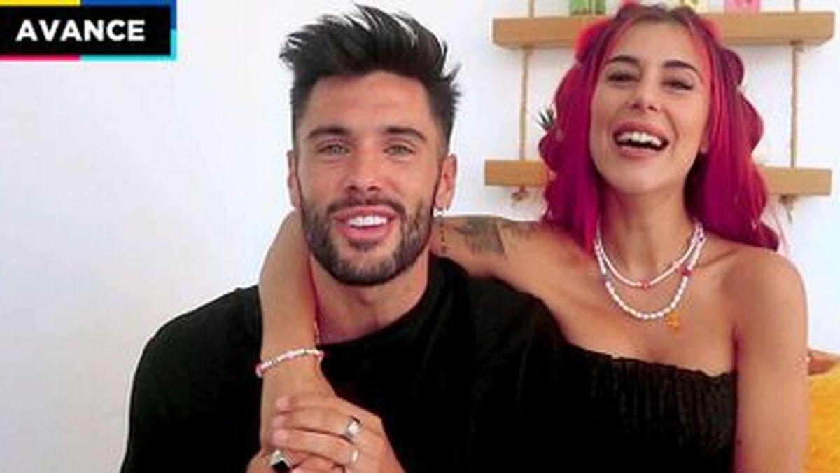 Dani G. y Bea estrenan canal en mtmad contando su desastroso viaje a Ibiza