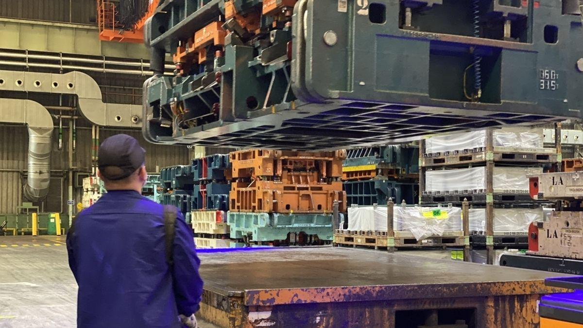 Economía/Motor.- Ford Almussafes pacta con UGT un nuevo ERTE que afectará a al menos 1.400 trabajadores diarios