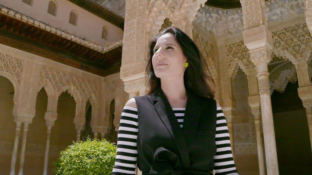 Visita por La Alhambra junto a Diana Navarro