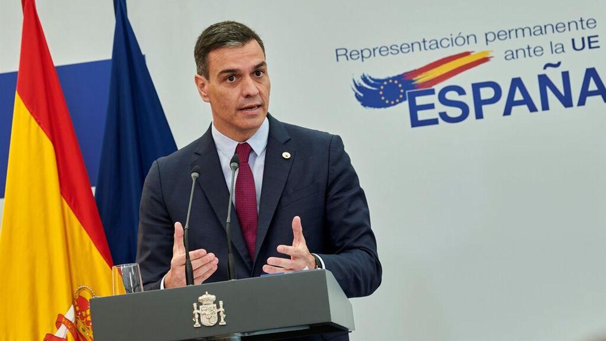 """Sánchez, sobre su reunión con Aragonès: """"El único límite que tenemos es el pacto constitucional"""""""
