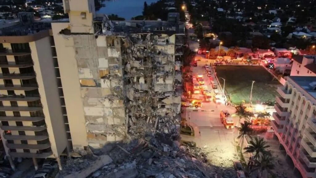 Las causas del derrumbe del edificio de Miami