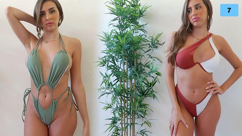 Marina García se prueba sus bikinis y muestra la realidad de su cuerpo sin filtros (2/2)
