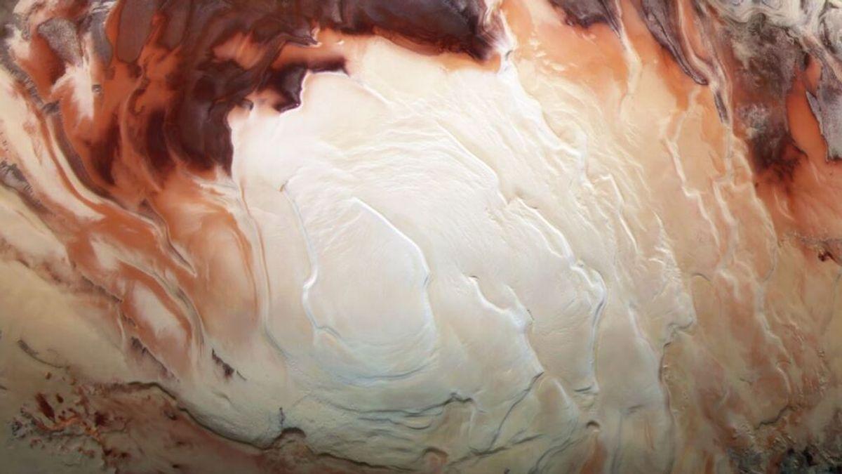 ¿Hay lagos subterráneos en Marte? Los científicos rastrean supuestas señales de agua líquida
