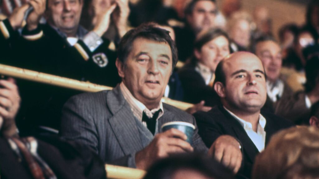 Mitchum en 'The Friends of Eddie Coyle'