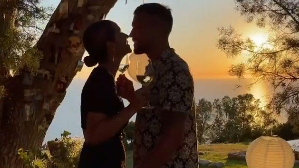 Tamara Gorro y Ezequiel Garay se casan por sorpresa: su boda, en vídeo