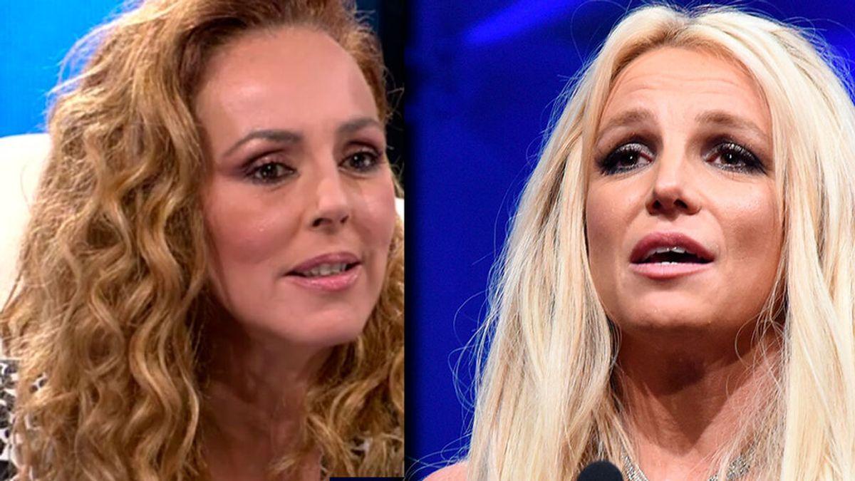 """""""Quiero ser escuchada"""": el parecido del terrible caso de Britney Spears con el de Rocío Carrasco"""