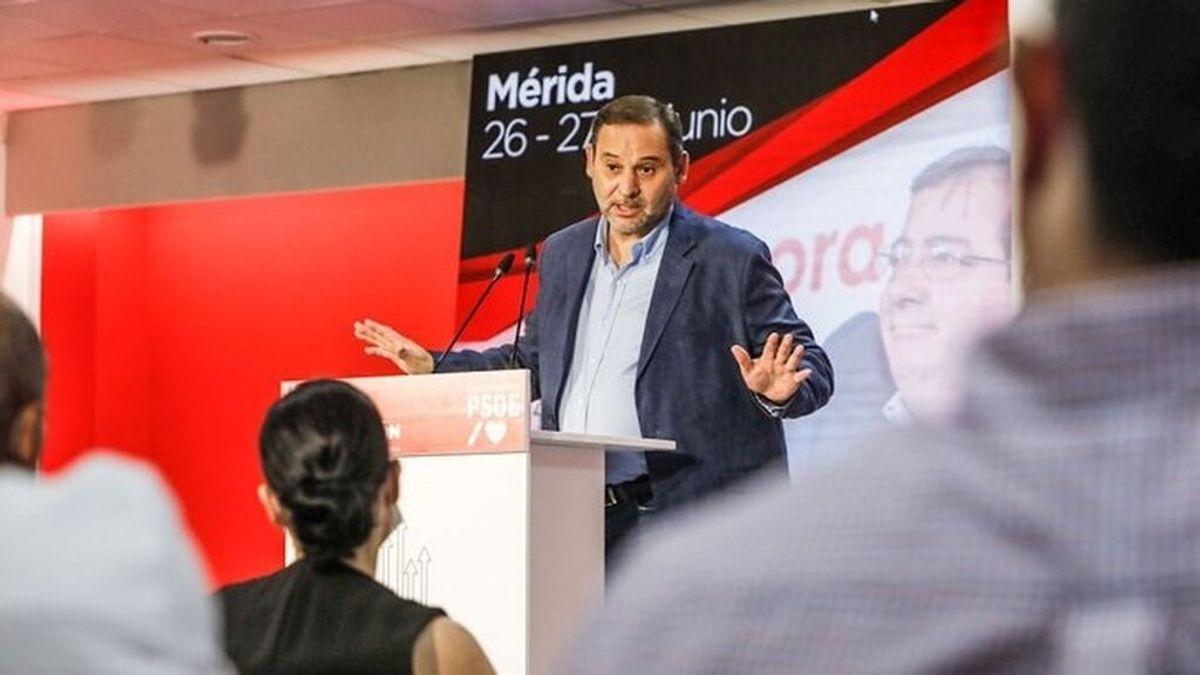 """Ábalos afirma que os presos del 'procés' hacen """"más mal en la cárcel que fuera"""""""