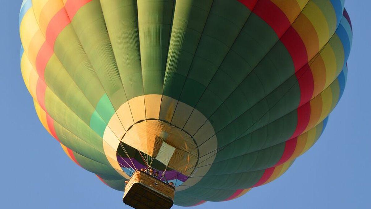 Cuatro muertos al chocar un globo aerostático contra un cable eléctrico en Estados Unidos