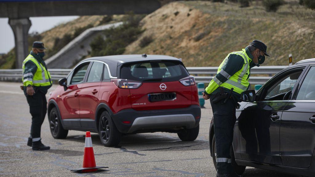 Interceptados 79 conductores con positivo en alcohol y 44 en drogas en la nueva campaña de control de tráfico
