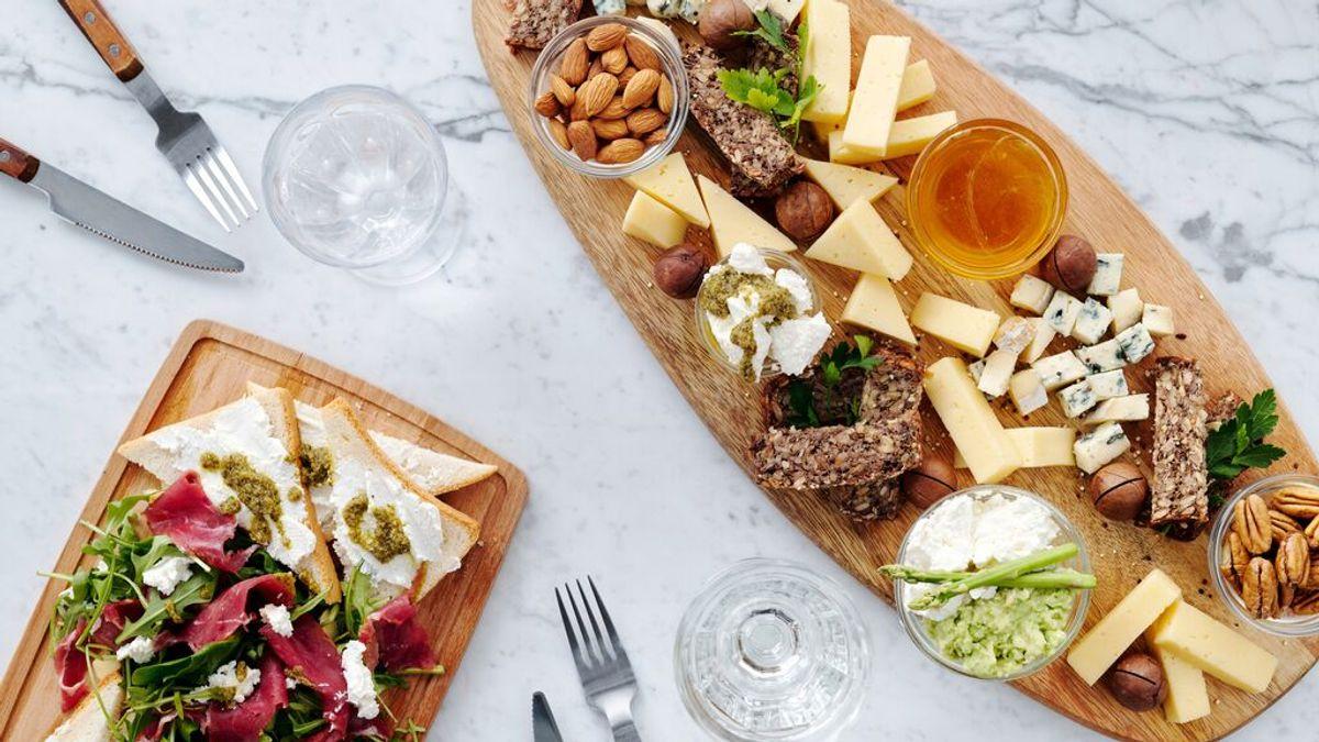 Mantén la báscula bajo control: seis consejos para comer fuera de casa sin engordar