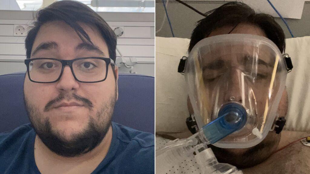 """El youtuber español Ariian recibe el alta tras pasar un mes ingresado por coronavirus: """"He estado a punto de morir"""""""