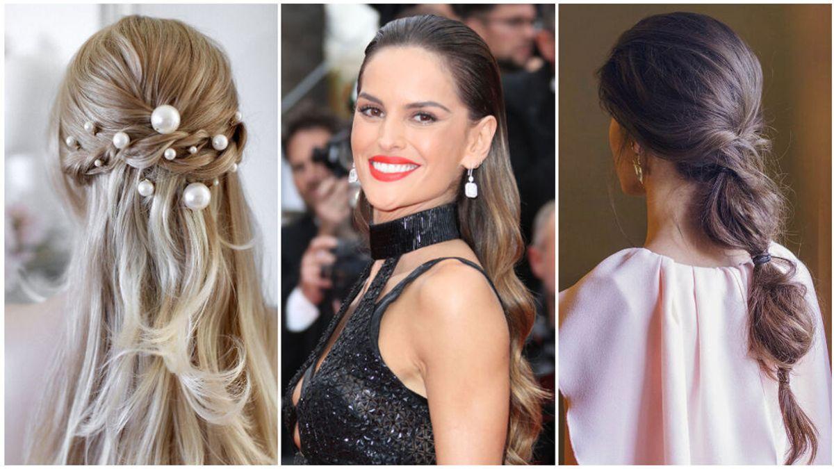Estos son los peinados que más van a triunfar este verano si tienes el pelo largo: de las trenzas con abalorios a las coleta burbujas.