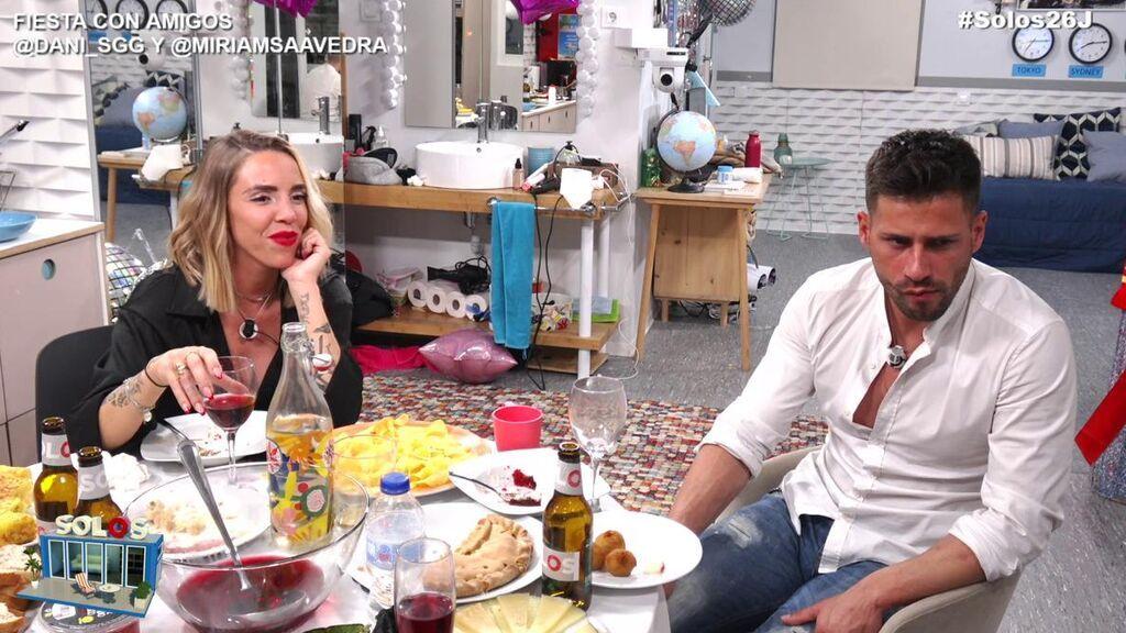Danna Ponce confiesa qué siente por Albert Álvarez
