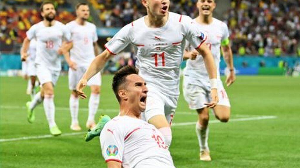 Gol de Gavranovic lleva a Suiza a la prórroga ante Francia (3-3)
